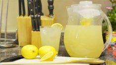 1 Haftada 3 Kilo Verdiren limon diyeti nasıl yapılır
