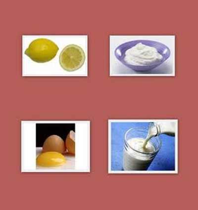 Siyah noktalar için cilt bakım maskesi: Malzemeler : Limon suyu + Yoğurt.....Hazırlanışı : Bir kase yoğurda bir limon suyunu karıştırın .Bu karışımın gözlerinize gelmemesine dikkat ederek yüzünüze yayın ve 15 dakika bekleyin.Yüzünüzde kuruyan maskeyi ılık su ile yıkayarak çıkarın.Bu maskeyi haftada bir kez uygulayabilirsiniz. Yüz için nemlendirici maske : Malzemeler: Yumurta sarısı + Süt......Hazırlanışı : Bir kapta yumurta sarısı ve bir kaşık sütü karıştırın. Bu karışımı yüzünüze yayın , üzerini ince bir bezle örterek on beş dakika bekleyin .Ardından kağıt mendille silerek temizleyin .Daha sonra ; önce ılık sonra soğuk su ile yıkayın. Bu maskeyi haftada bir kez uygulayabilirsiniz. Diğer maske malzeme ve tarifleri okumak için görsele basın ve 3. fotoğrafa geçin.