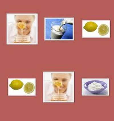 Yağlı ciltler için nemlendirici maske : Malzemeler: Bal + Süt + Limon suyu.........Hazırlanışı : Bir fincan içinde bir kaşık balı , bir kaşık limon suyunu ve kıvamın koyuluğunu bozmayacak miktarda sütü karıştırın .Karışımı yüzünüze ve boynunuza yayın ve kuruyana kadar bekleyin. Maskeyi nemli bir bez yardımı ile silerek temizleyin. Bu maskeyi haftada bir kez uygulayabilirsiniz. Cilt lekeleri için maske: Malzemeler: Limon +Bal +Yoğurt....Hazırlanışı : 1 yemek kaşığı süzme bal , 2 yemek kaşığı yoğurt ve 1 çay kaşığı limon suyunu karıştırın . Cilt lekesi olan bölgeye sürüp 15 dakika bekleyip ılık su ile yıkayın. Bu maskeyi haftada bir kez uygulayabilirsiniz. Diğer maske malzeme ve tarifleri okumak için görsele basın ve 4. fotoğrafa geçin.