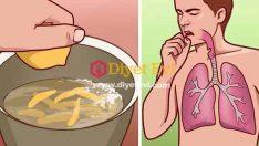 Ağrılı öksürük ve bronşit için doğal tedavi yöntemi