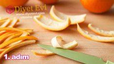 Portakal kabuğu ile zayıflamak