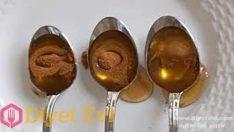 Doğal antibiyotik bal tarçın tedavisi