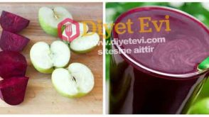 Elma pancar ile karaciğer temizleyen detoks nasıl yapılır