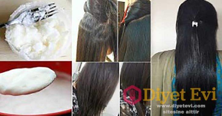 Saç düzleştiren hindistan cevizi sütü nasıl yapılır