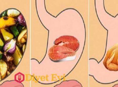 Aldığınız besinleri vücudunuz ne kadar sürede sindirir?